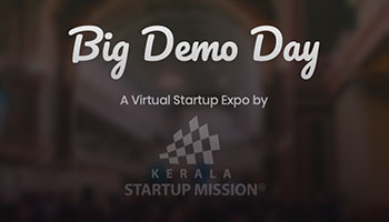 mPOS-BIG DEMO DAY-Kerala startup Mission